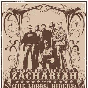 Image pour 'Zachariah & The Lobos Riders'