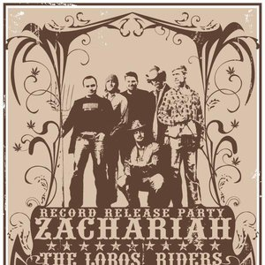 Image for 'Zachariah & The Lobos Riders'