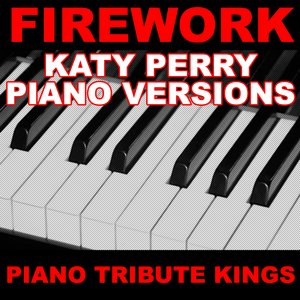 Image for 'Firework (Katy Perry Piano Versions)'