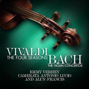 Image for 'Concerto No. 2 in E Major for Violin and Strings, BWV 1042: II. Adagio'