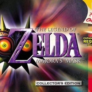 Immagine per 'Legend Of Zelda: Majora's Mask'