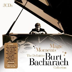 Image for 'Magic Moments: The Definitive Burt Bacharach Collection'