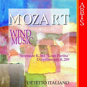 Image for 'Mozart: Music for Winds, Vol. 3'