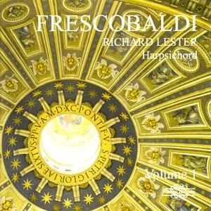 Image for 'Frescobaldi: Music for Harpsichord Volume 1'