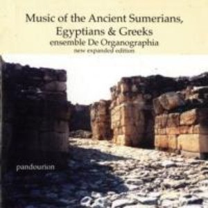 Image pour 'Music Of The Ancient Sumerians, Egyptians & Greeks'