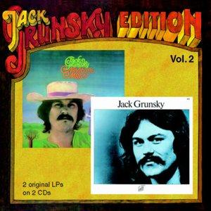 Image for 'Grunsky, Jack: Newborn Man / Jack Grunsky'