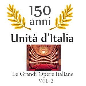 Image for '150 anniversario unita' d'Italia : Le grandi opere Italiane, vol. 2'