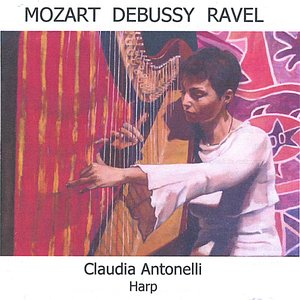 Image for 'Mozart, Debussy, Ravel; Works for Harp'