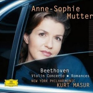 Image for 'Beethoven: Violin Concerto, Romances'