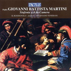 Image for 'Martini: Sinfonie a 4 da Camera'
