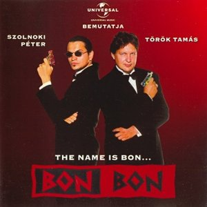 Image for 'The Name is Bon...'