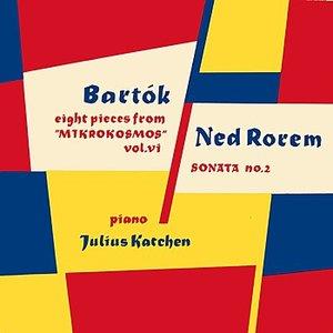 Image for 'Béla Bartók Mikrokosmos Excerpts / Ned Rorem Sonata No. 2'