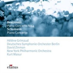Immagine per 'Beethoven & Schumann : Piano Concertos'