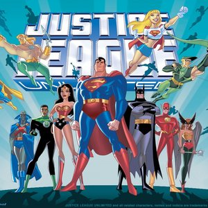 Image for 'Justice League Unlimited'