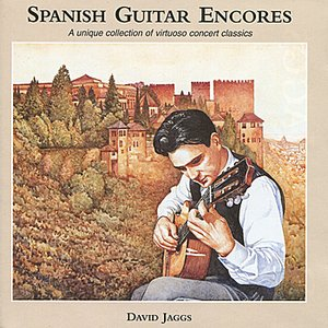 Image for 'Spanish Guitar Encores'