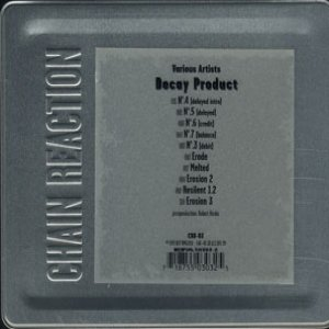 Image for 'Decay Product'