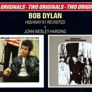 Imagen de 'Highway 61 Revisited / John Wesley Harding'