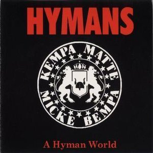 Image for 'A Hyman World'