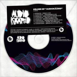 """Image for 'Kelder EP """"Audiokäärid""""'"""
