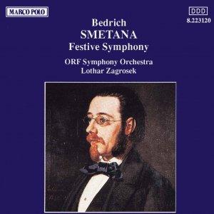 Bild für 'SMETANA: Festive Symphony'