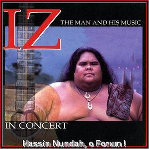 Image for 'Iz in Concert'