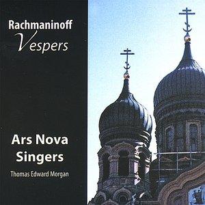 Image for 'Rachmaninoff Vespers'