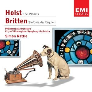Image for 'Holst : The Planets/Britten :Sinfonia da Requiem'