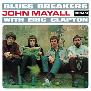 Image for 'Bluesbreakers with Eric Clapton'