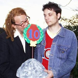 Image for 'Jeff Tweedy & Jay Bennett'