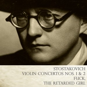 Bild för 'Shostakovich Violin Concertos Nos. 1 & 2'