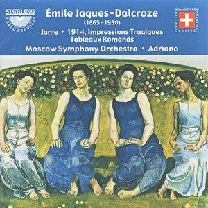 Immagine per 'Émile Jaques-Dalcroze, Janie, 1914, Impressions Tragiques Tableaux Romands'