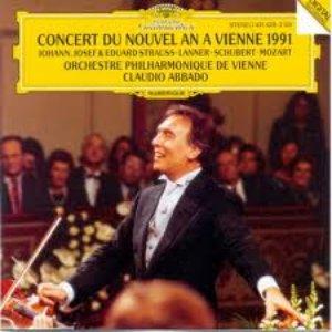 Image for 'Wiener Philharmoniker, Claudio Abbado'