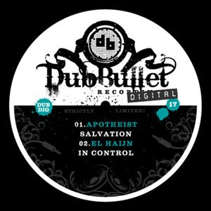 Image for 'Salvation / In Control DUBDIG 017-08'
