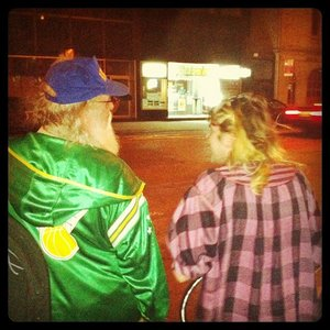 Image for 'Ariel Pink & R. Stevie Moore'