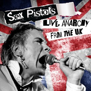 Immagine per 'Live, Anarchy from the UK'