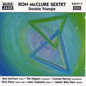 Image for 'RON McCLURE SEXTET: Double Triangle'