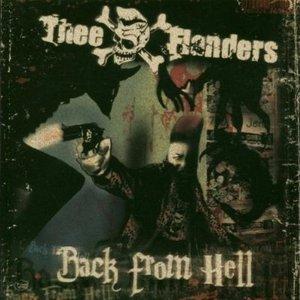 Bild für 'Back from Hell'