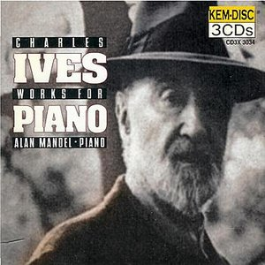 Image for 'Charles Ives: Works For Piano'