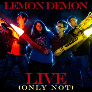 Image for 'Live (Only Not)'