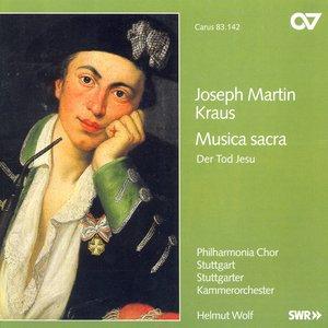 Image for 'Kraus, J.M.: Choral Music'