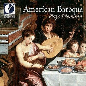 Bild för 'American Baroque Plays Telemann'