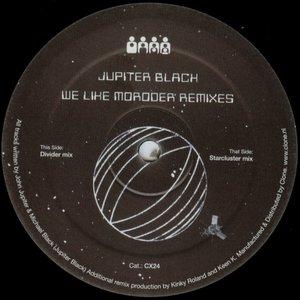 Immagine per 'We Like Moroder Remixes'