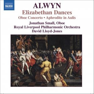 Image for 'ALWYN: Concerto for Oboe, Harp and Strings / Elizabethan Dances / The Innumerable Dance'