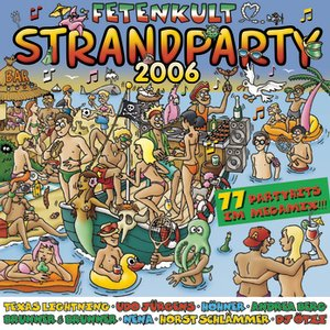 Immagine per 'Fetenkult - Strandparty 2006'