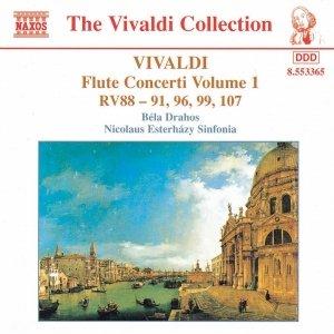 Image for 'VIVALDI: Flute Concertos, Vol.  1'