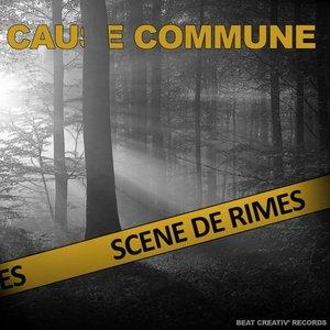 Immagine per 'Scène de rimes'