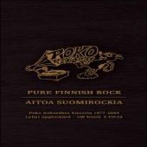 Bild für 'Pure Finnish Rock: Poko Rekordsin historia 1977-2004 (disc 1: Kunnarit)'
