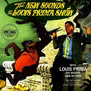 Image for 'The New Sounds of the Louis Prima Show'