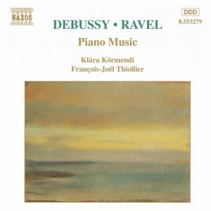 Image for 'DEBUSSY / RAVEL : Piano Music'