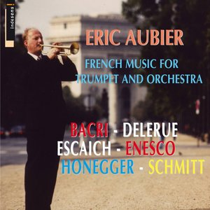 Image for 'Eric Aubier French Trumpet Music (Limited Edition)'